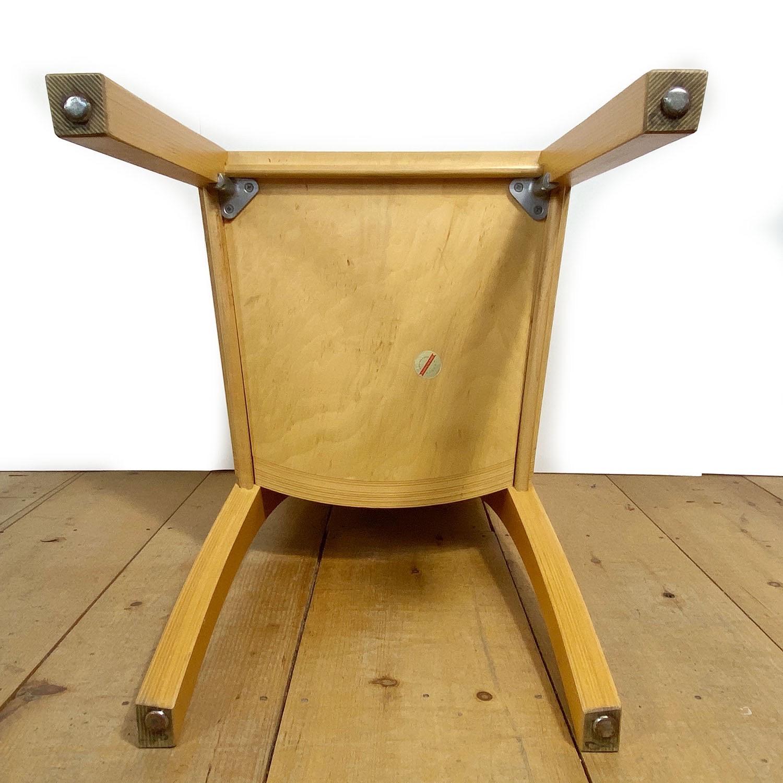 19100713 – Set of 8 Library Chairs Dakota Jackson – 14