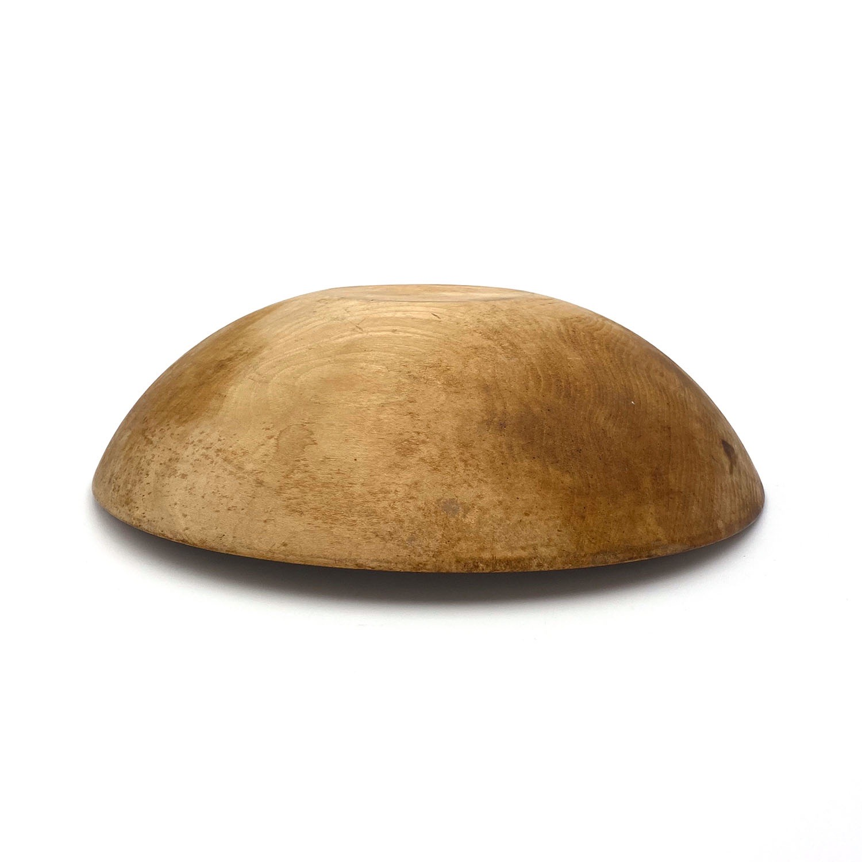 19111302 – 19th Century Wood Bowl – 5